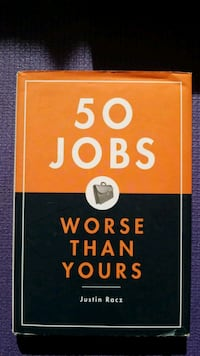 50 Jobs Worse Than Yours 2298 mi