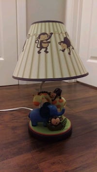 Kids animal lamp Annandale, 22003