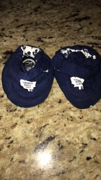 Toronto Maple Leafs baby booties Toronto, M3A 0A4
