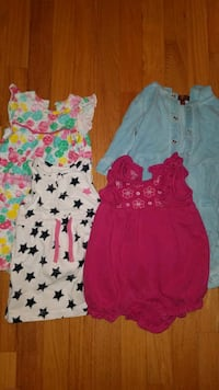 Infant girl 3-9 month outfits  Alexandria, 22310