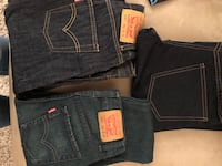 Boys Jeans 4 pairs total Silver Spring, 20902