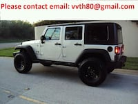 Jeep - Wrangler - 2007 Washington