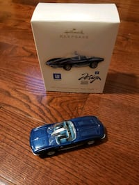 1961 Chevrolet Corvette Mako Shark I Christmas Ornament Hallmark (New)