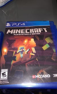 Minecraft ps4 edition  Brookeville, 20833
