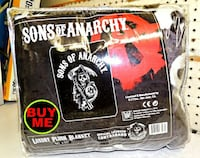Sons of Anarchy Plush Blanket Calgary, T2C 1J2