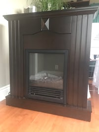 Electric fireplace  Mississauga, L5G 3S9