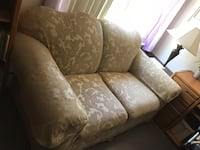 Sofa with Cushions in Good Condition - 64x36x36 - Union City Richmond, 94804
