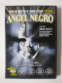 Angel Negro dvd