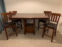 Ashley's  table, 6 chairs, & buffet OBO Oviedo, 32765
