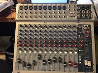 Peavy 14 channel analog mixer Oxford, 34484