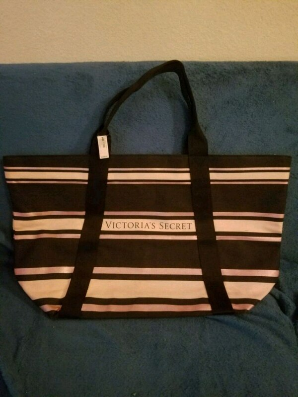 3d5973461614 Used Victoria s Secret Extra Large Tote NWT for sale in The Colony - letgo