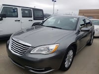 2011 CHRYSLER 200 TOURING *FR $499 DOWN GUARANTEED FINANCING Des Moines