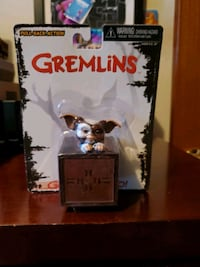 Gremlins motorized pulled duck action