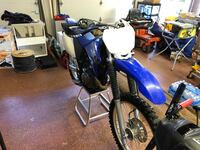 blue and white motocross dirt bike Middletown, 21769