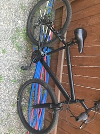 Black and blue bmx bike Vancouver, 98662