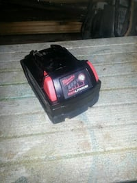 black and red power tool Surrey, V3W 3H3