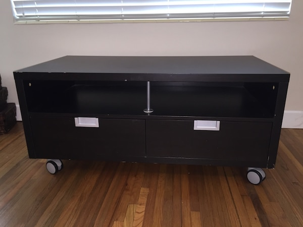 Used Ikea Besta Jagra Tv Console Storage For Sale In South Miami