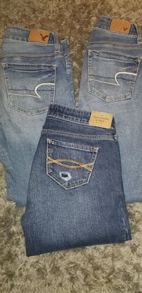SIZE O JEANS Mission, 78572