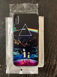 Rick and Morty iPhone XS Max Phone Case (New)