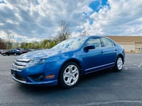 2010 Ford Fusion I-4 SE Capitol Heights