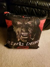 Jeepers Creepers Horror Movie Pillowcase Bunker Hill, 25413