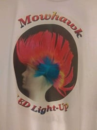 mowhawk hat and shirt to match Las Vegas, 89102