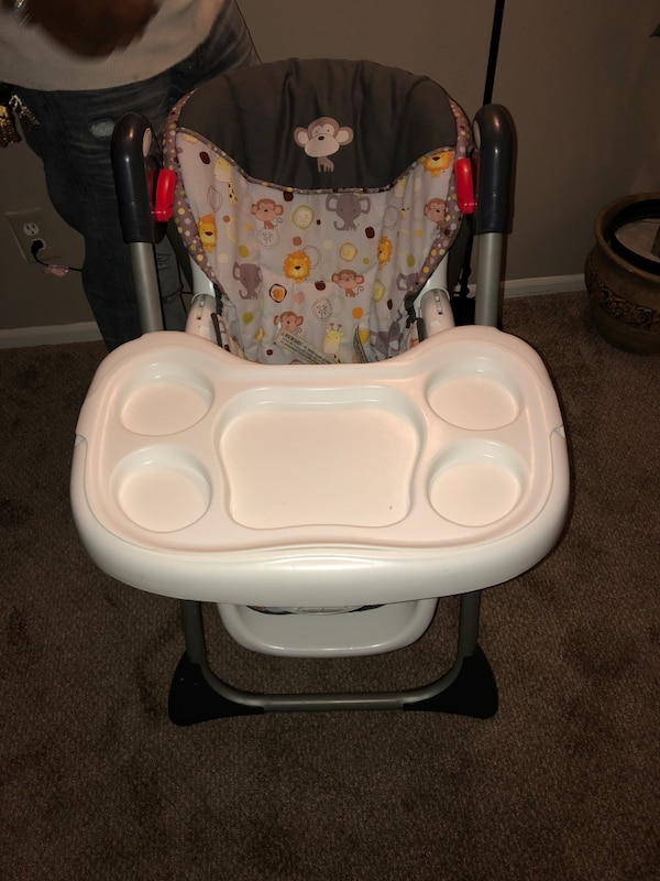 Used Baby Trend Sit Right High Chair For Sale In Matawan Letgo