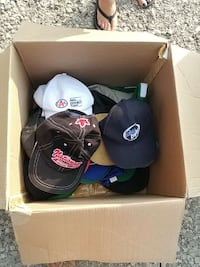 Assorted baseball hats  Mississauga, L4W 3N6