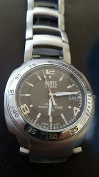 Roots Steel Watch 50 OBO 3485 km