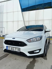 2015 Ford Focus Yeni TREND X 1.6TDCI 95PS 5K