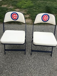 Cubs chairs