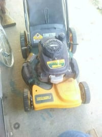 black and green push mower Evansville, 47720