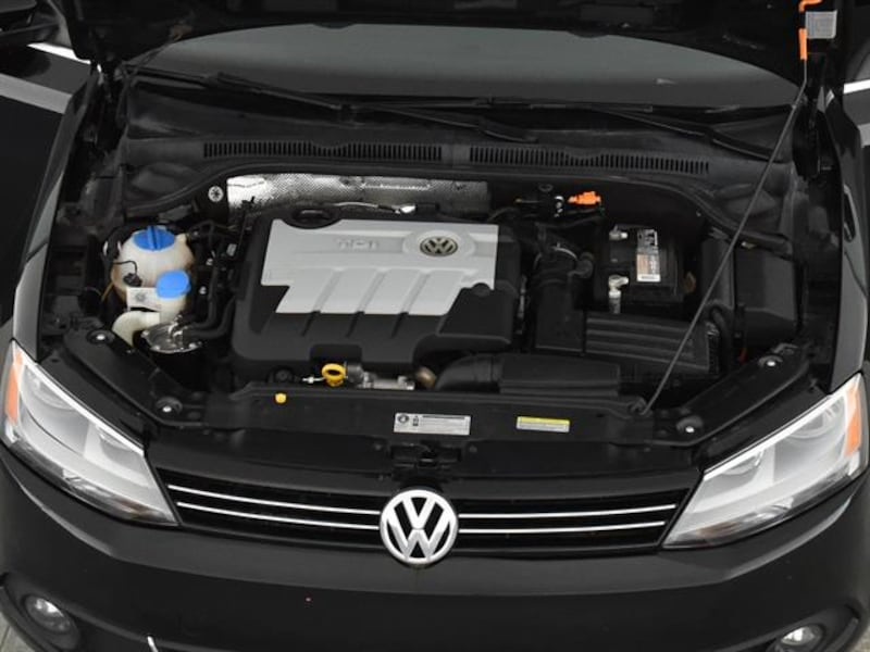 2014 VW Volkswagen Jetta sedan 2.0L TDI Sedan 4D Black <br /> 4