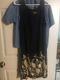 Large all items dresses new with tags  Hope Mills, 28348