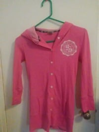 hoodie by pink size small Thibodaux, 70301