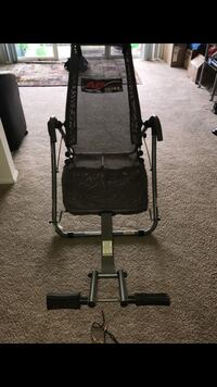 Black ab ultra workout chair Silver Spring, 20902