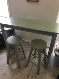 Two stools w/ high table Walkersville, 21793