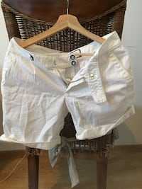 short court en denim blanc Wambrechies, 59118