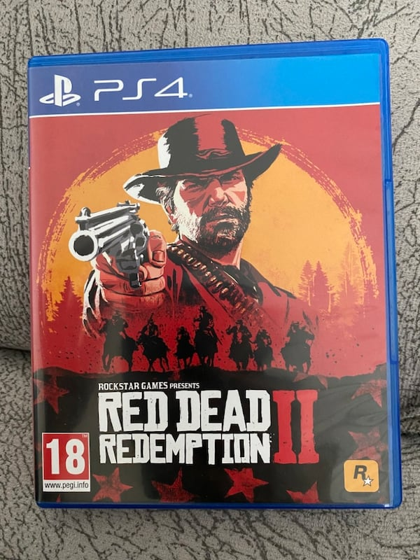 Red Dead Redemption 2 oyun  0