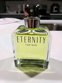 Calvin Klein Eternity for Men EDT spray 6.7 fl oz (200 mL)