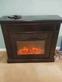 Electric fire place $100 TODAY Surrey, V3T 3E9