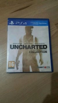 PS4 Uncharted The Nathan Drake Collection Çınarlı Mahallesi, 41900