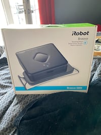 Irobot Braava 380T Mopping robot (New in box)