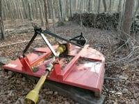 red and black metal tool Crab Orchard, 37723