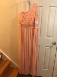 Plus Size David's Bridal Dress (NEVER WORN) Capitol Heights, 20743