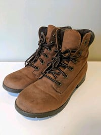 Hiking Style Boots