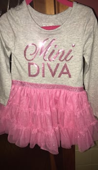 2T  long sleeve   toddler dress*new*  Canton, 44710
