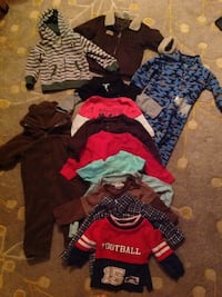 Boys 12 - 18 month winter clothes