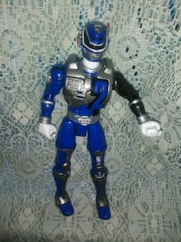 blue and gray robot action figure San Jose, 95116