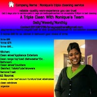 House cleaning Jersey City